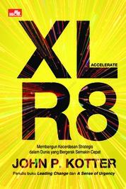 Cover Accelerate oleh John P. Kotter