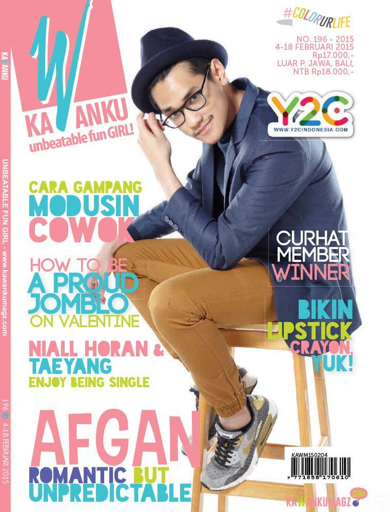 KAWANKU Digital Magazine ED 196 2015