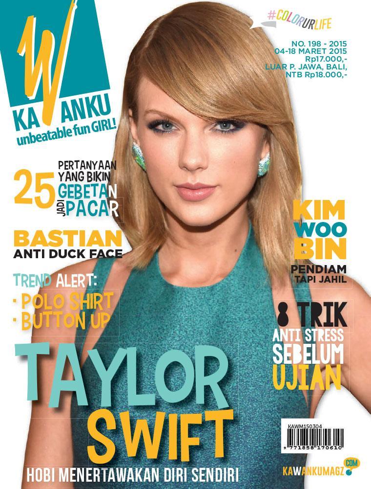 KAWANKU Digital Magazine ED 198 2015
