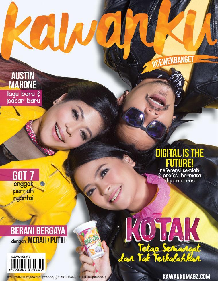 KAWANKU Digital Magazine ED 21 2016