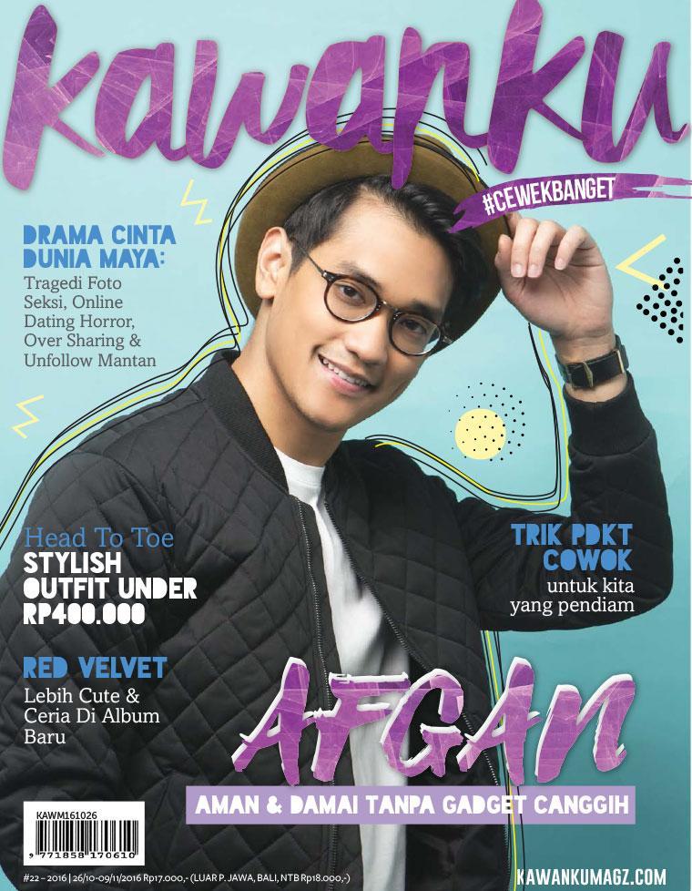 KAWANKU Digital Magazine ED 22 2016