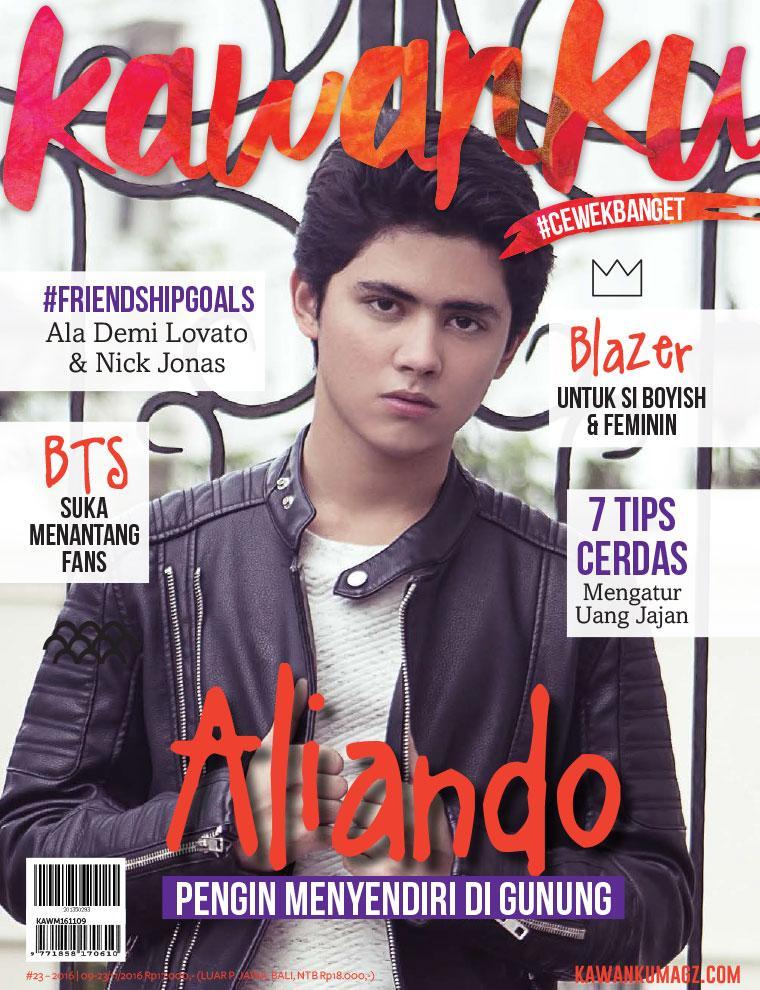 KAWANKU Digital Magazine ED 23 2016