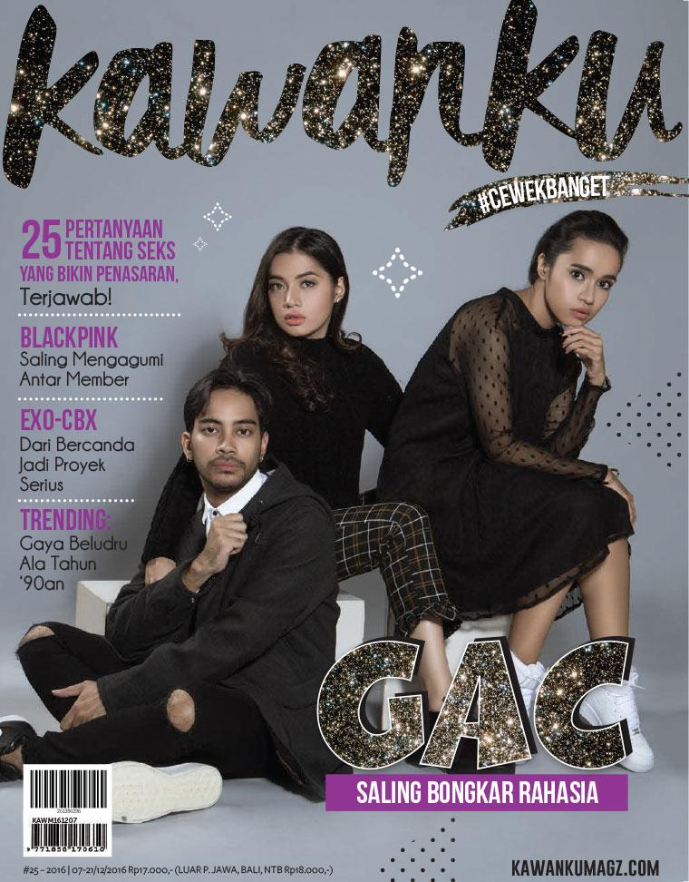 KAWANKU Digital Magazine ED 25 2016