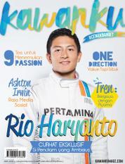 Cover Majalah KAWANKU ED 08 2016