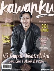 Cover Majalah KAWANKU ED 12 2016