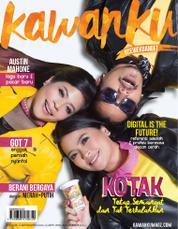 KAWANKU Magazine Cover ED 21 2016