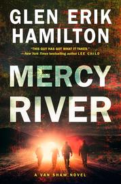 Cover Mercy River oleh Glen Erik Hamilton