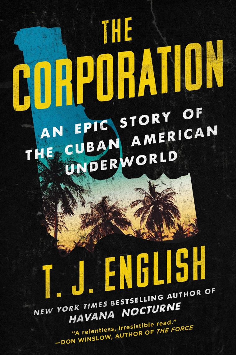 The Corporation by T. J. English Digital Book