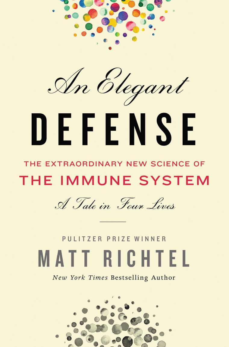 Buku Digital An Elegant Defense oleh Matt Richtel