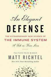Cover An Elegant Defense oleh Matt Richtel