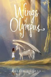 Wings of Olympus by Kallie George Cover