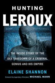 Cover Hunting LeRoux oleh Elaine Shannon