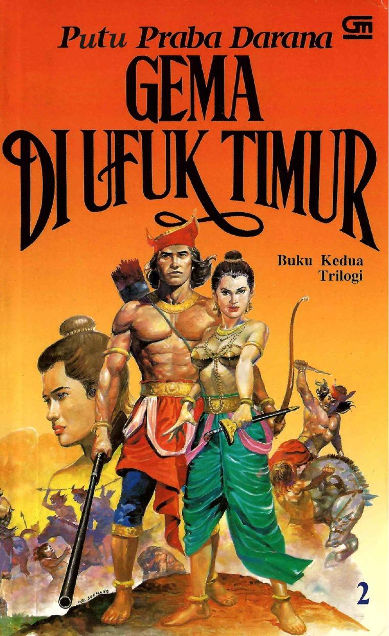 Buku Digital Gema di Ufuk Timur 2 oleh Putu Praba Darana