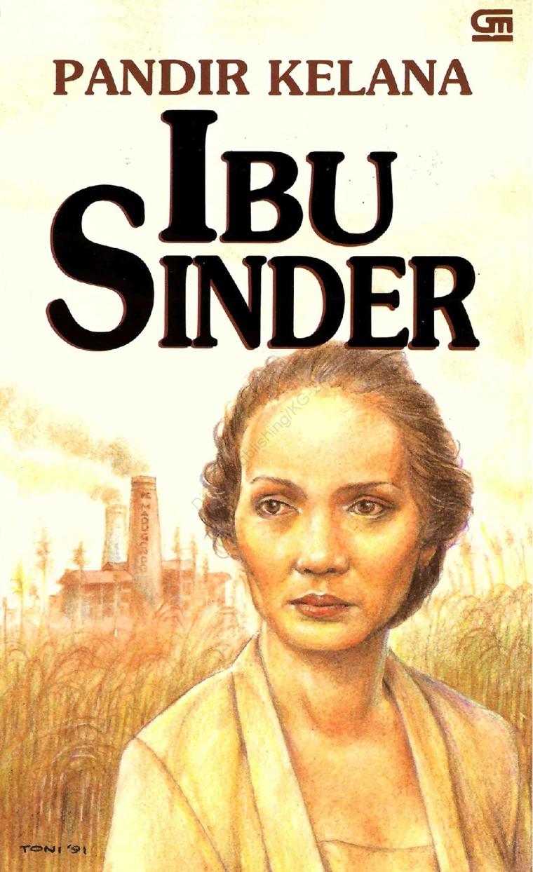 Ibu Sinder by Pandir Kelana Digital Book