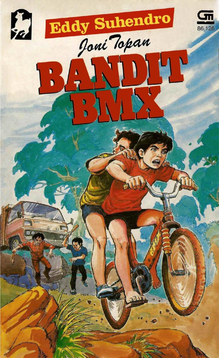 Buku Digital Joni Topan: Bandit BMX oleh Eddy Suhendro