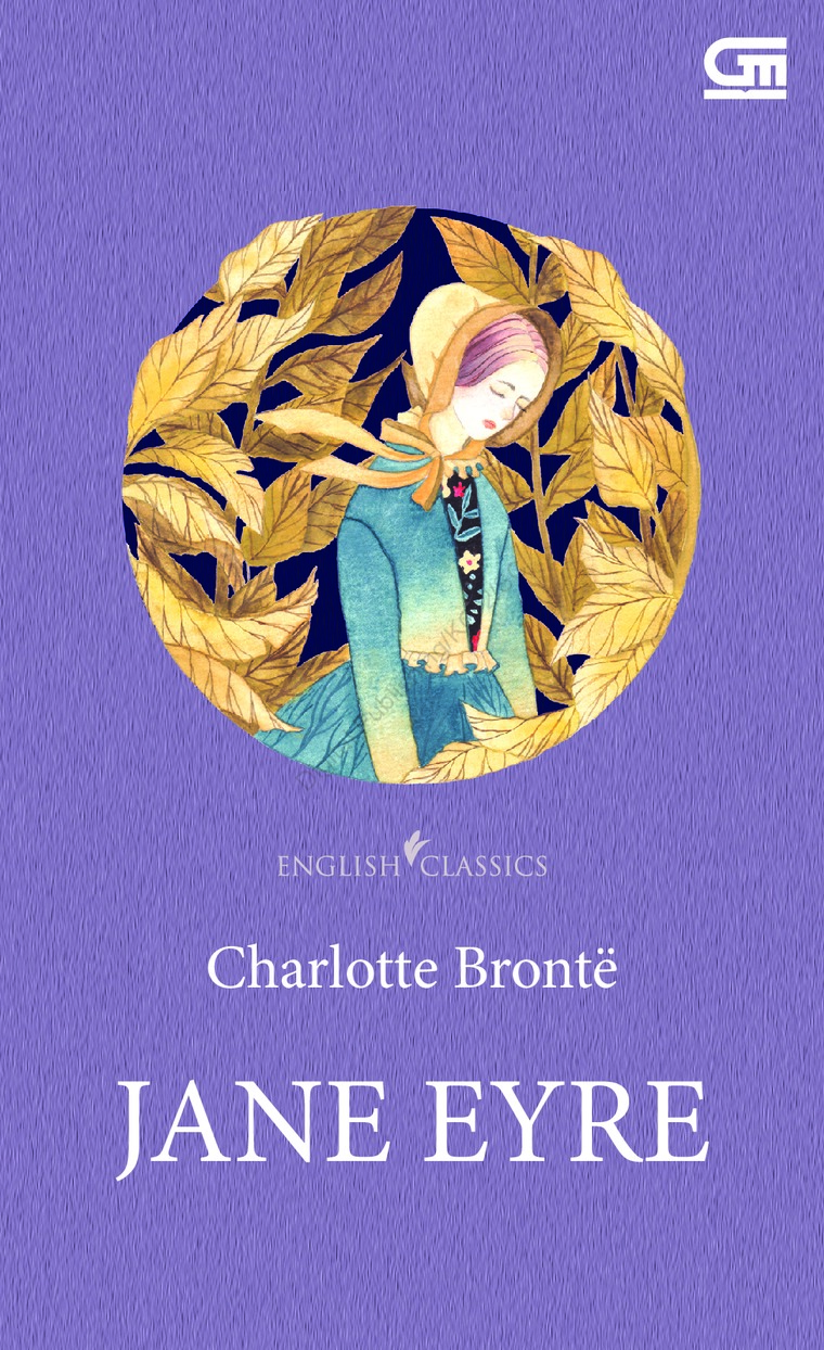 English Classics: Jane Eyre by Charlotte Bronte Digital Book