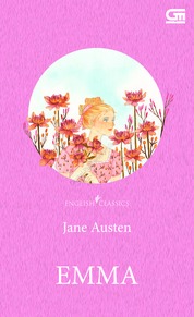 English Classics: Emma by Jane Austen Cover