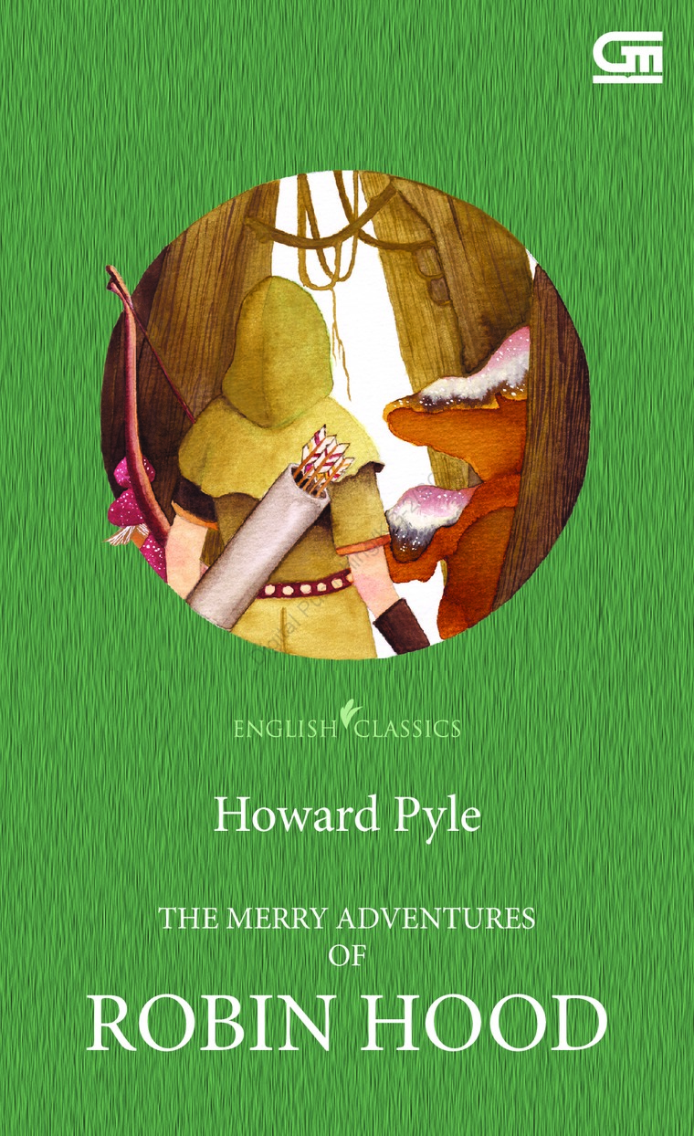 English Classics: The Merry Adventures of Robin Hood by Howard Pyle Digital Book