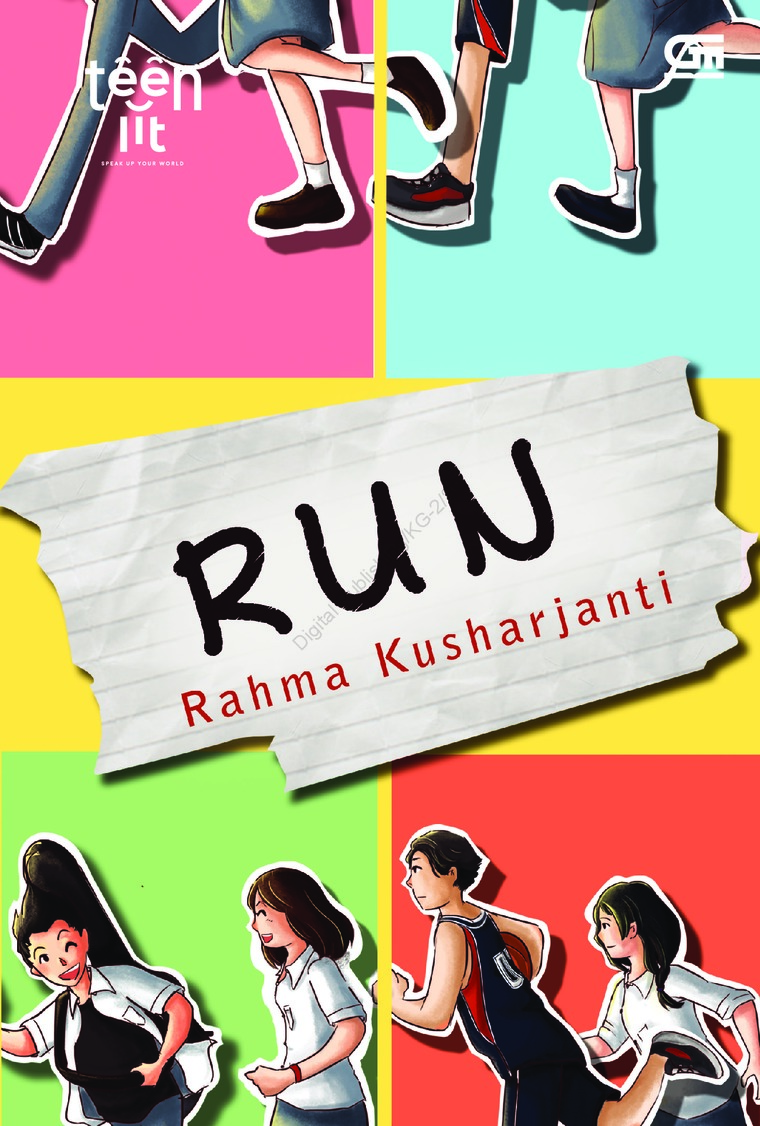 Buku Digital TeenLit: Run oleh Rahma Kusharjanti
