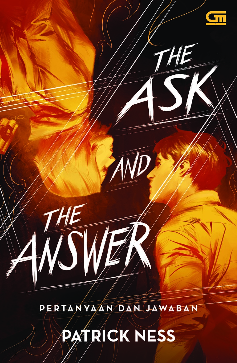 Buku Digital Pertanyaan dan Jawaban (The Chaos Walking Trilogy#2: The Ask and The Answer) oleh Patrick Ness