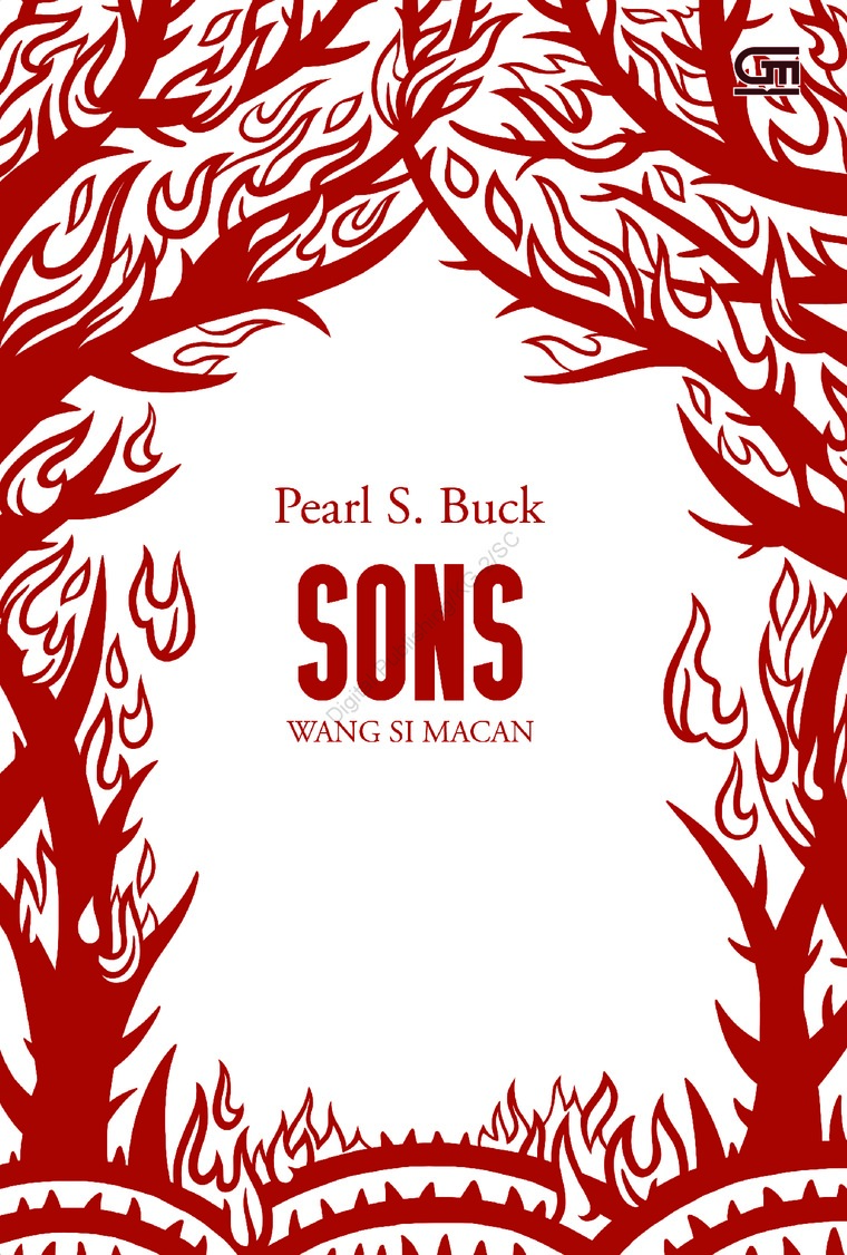House of Earth #2: Wang si Macan (Sons) by Pearl S. Buck Digital Book
