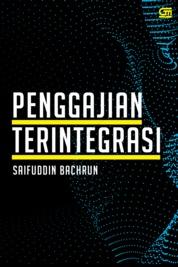 Cover Penggajian Terintegrasi oleh Saifuddin Bachrun