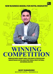 New Business Model for Hotel Industry Winning Competition by Dicky Sumarsono, CHA Cover