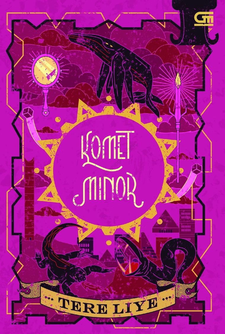 Komet Minor by Tere Liye Digital Book