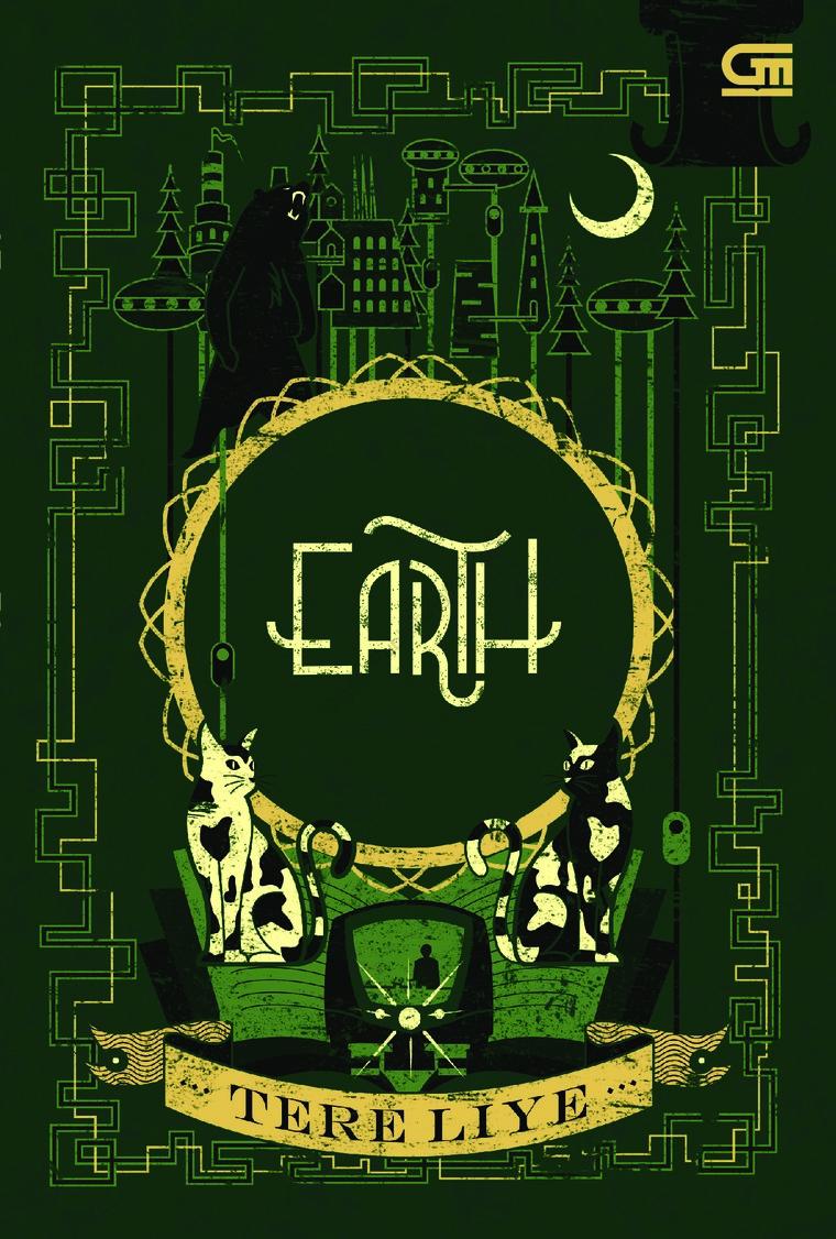 Earth *Edisi Inggris BUMI by Tere Liye Digital Book
