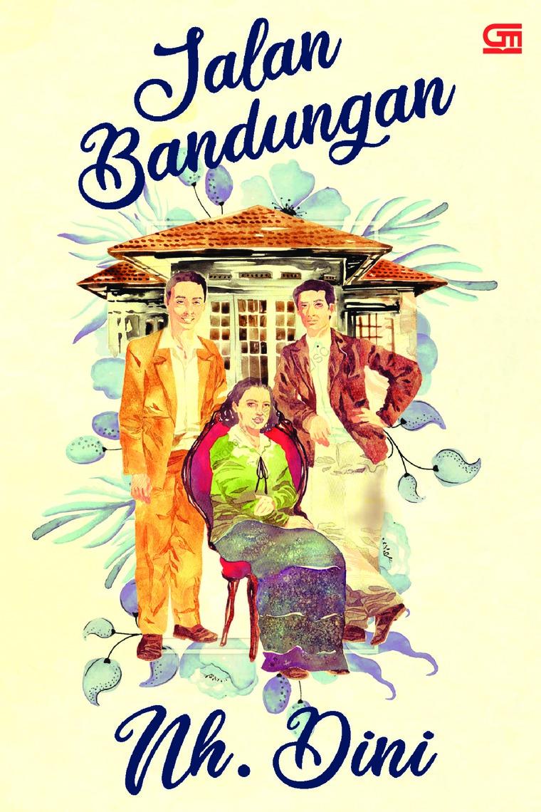 Jalan Bandungan (CU Cover baru) by Nh Dini Digital Book