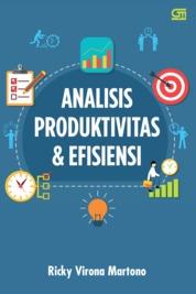 Cover Analisis Produktivitas dan Efisiensi oleh Ricky Virona Martono