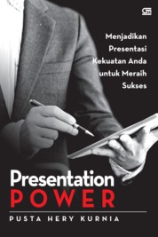Presentation Power by Pusta Hery Kurnia Cover