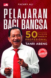 Cover Pelajaran Bagi Bangsa oleh Fachry Ali