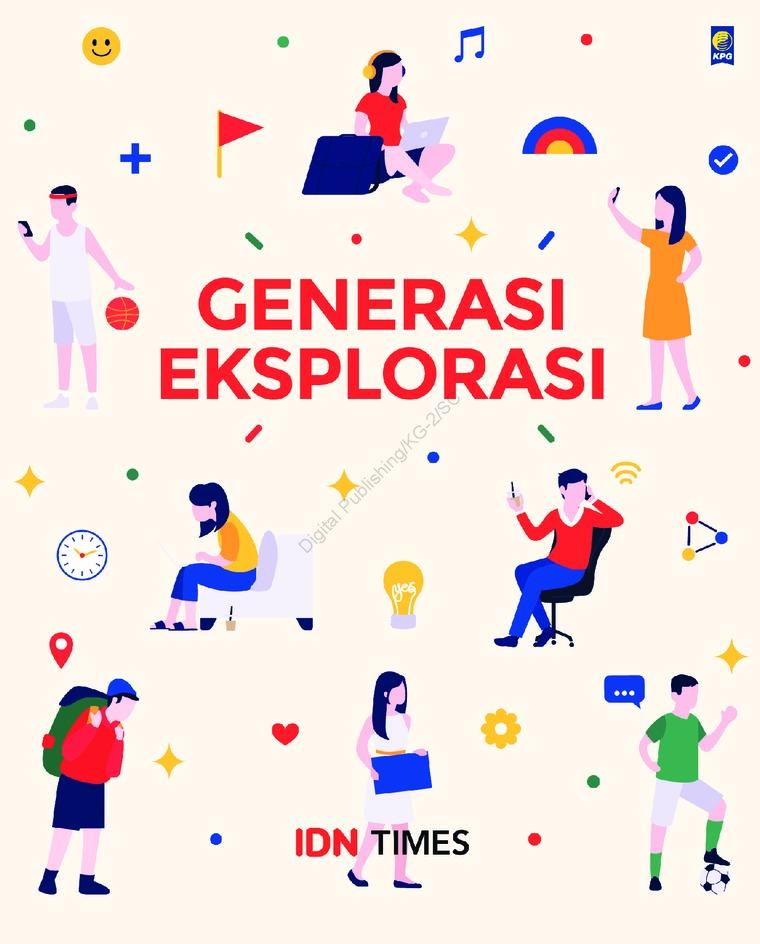 Buku Digital Generasi Eksplorasi oleh IDN Times