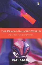 The Demon-Haunted World by Carl Sagan Cover