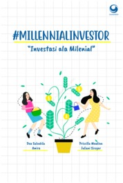Cover #MilennialInvestors : Investasi Ala Milenial oleh Dea Salsabila & Pricillia Maulina