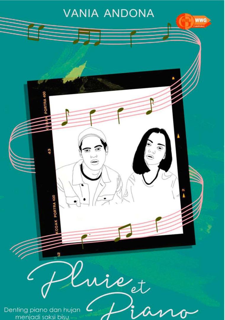 Buku Digital Pluie Et Piano oleh Vania Andona