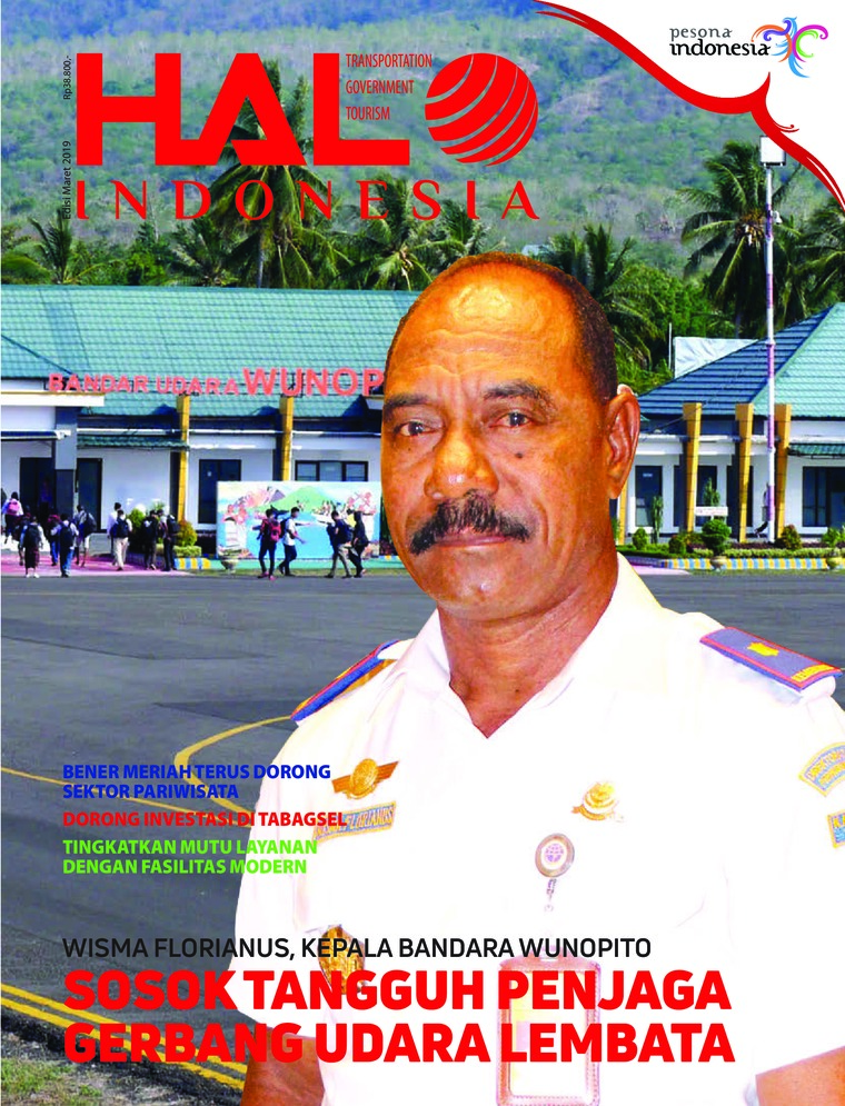 Majalah Digital HALO INDONESIA Maret 2019