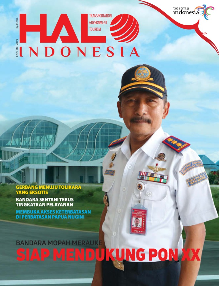 Majalah Digital HALO INDONESIA Mei 2019