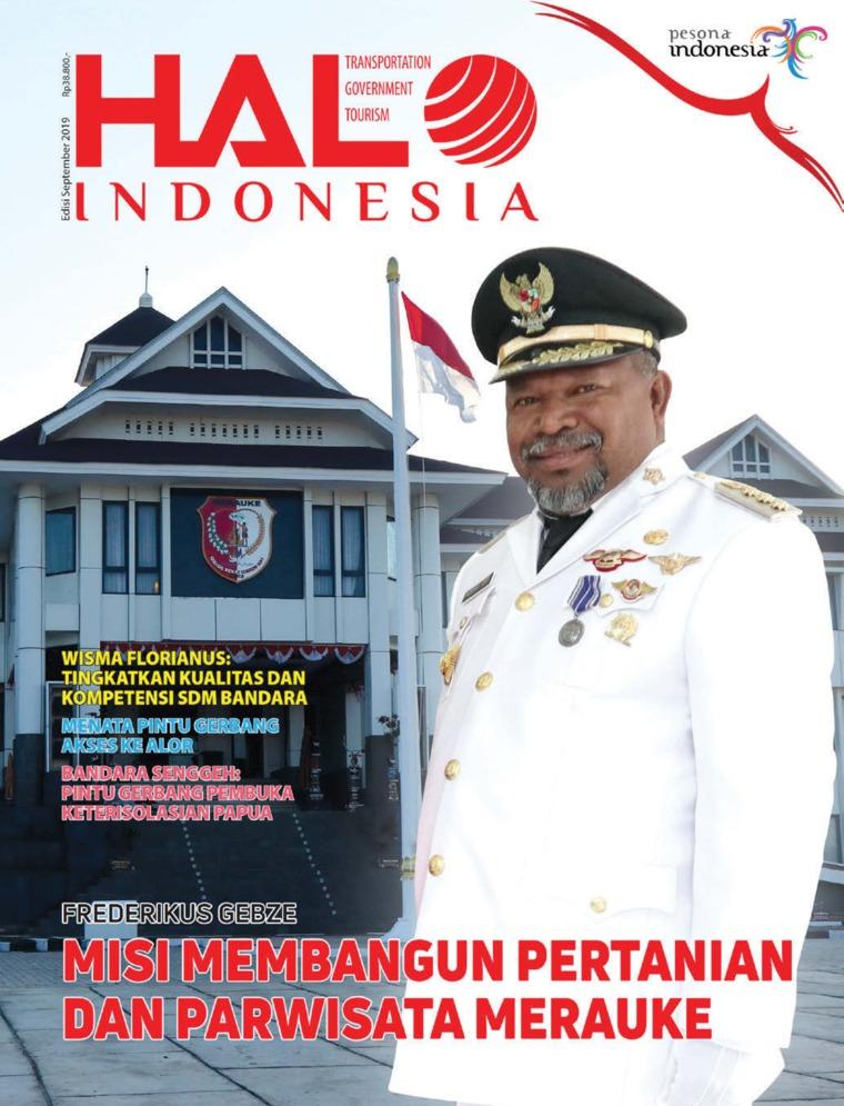 HALO INDONESIA Digital Magazine September 2019