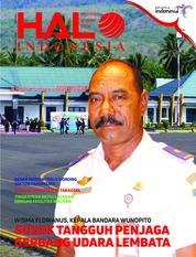 Cover Majalah HALO INDONESIA Maret 2019