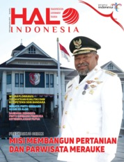 Cover Majalah HALO INDONESIA September 2019