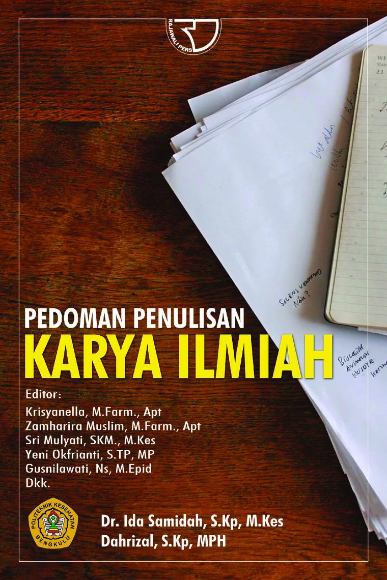 Buku Digital Pedoman Penulisan Karya Ilmiah oleh