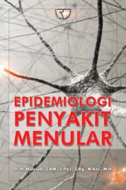 Cover Epidemiologi Penyakit Menular oleh Dr. H. Masriadi, S.KM., S.Pd.I., M.kes., M.H.