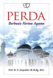 Cover Perda Berbasis Agama oleh Sirajuddin