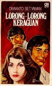 Cover Lorong-Lorong Keraguan oleh Dwianto Setyawan