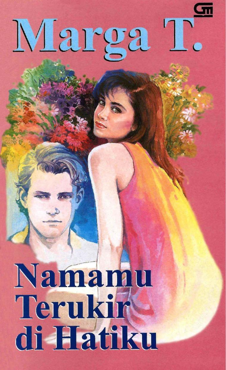 Buku Digital Namamu Terukir di Hatiku oleh Marga T