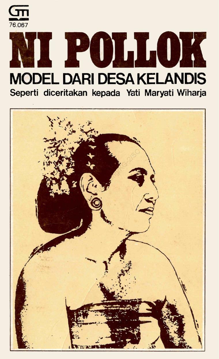Buku Digital Ni Pollok Model dari Desa Kelandis oleh Yati Maryati Wiharja