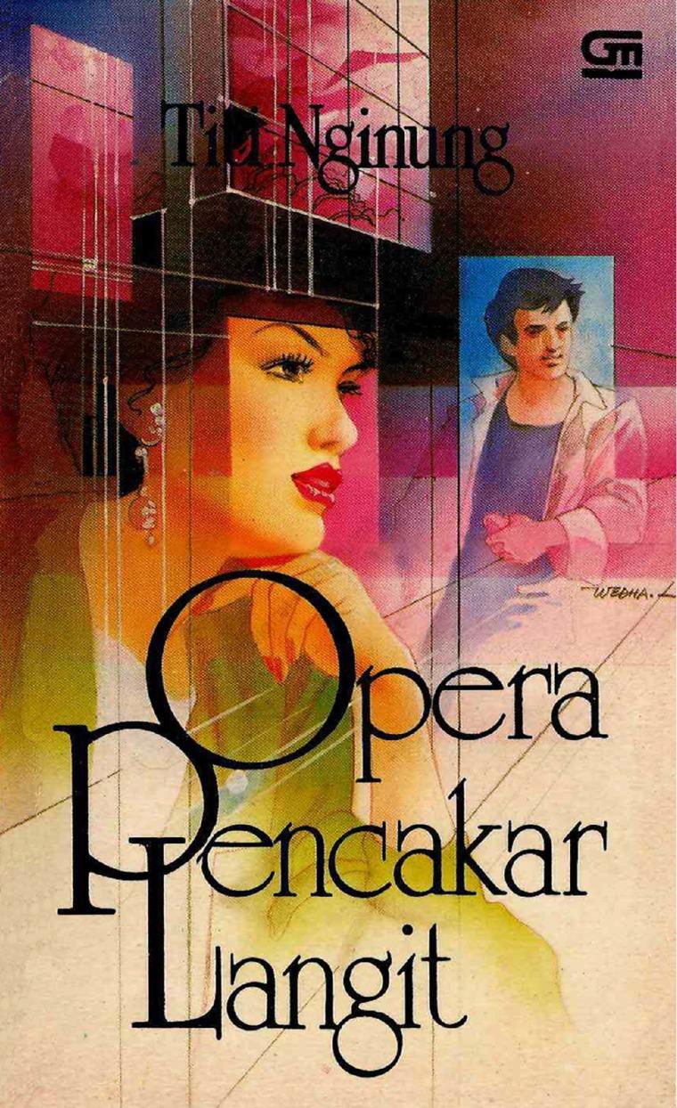 Buku Digital Opera Pencakar Langit oleh Titi Nginung