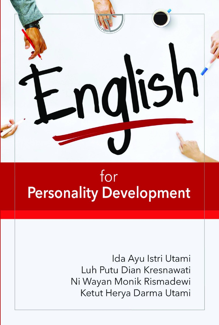 Buku Digital English for Personality Development, A MPK Course oleh Ketut Herya Darma Utami, dkk